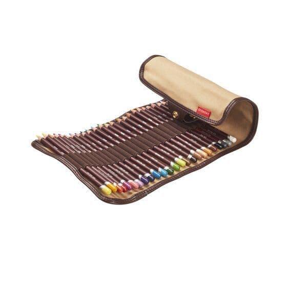 Derwent Coloursoft Pencil Wrap Set